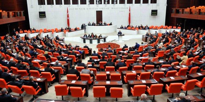 AKP, MHP ve HDP bir oldu, o madde düşürüldü