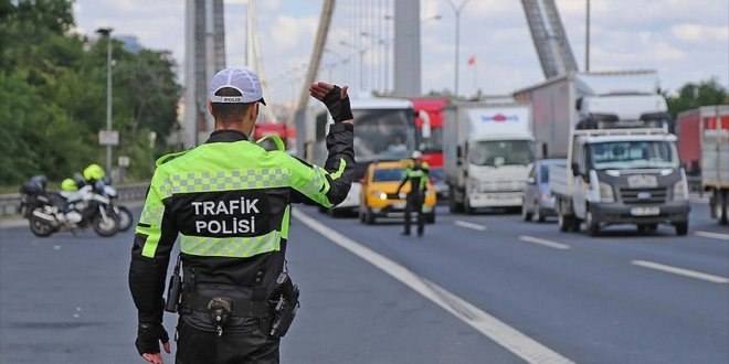Trafik cezası düzenlemesi kabul edildi