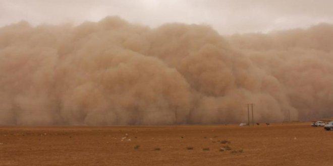 Bakanlıktan 'toz taşınımı' uyarısı