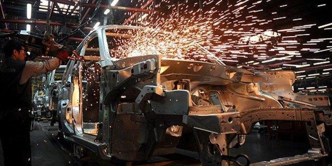 Sanayi üretimi geriledi!