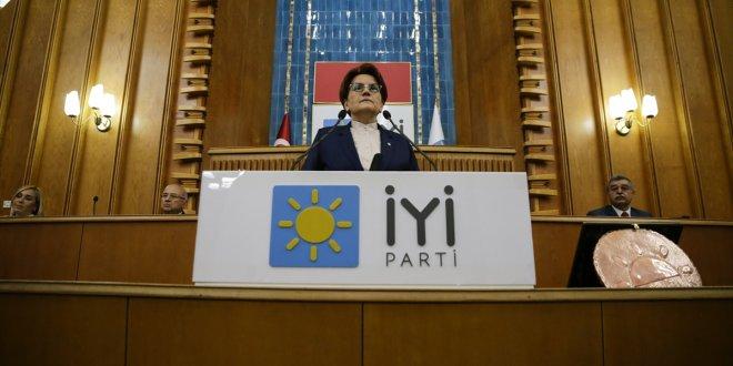 Meral Akşener, İYİ Parti grubuna seslendi