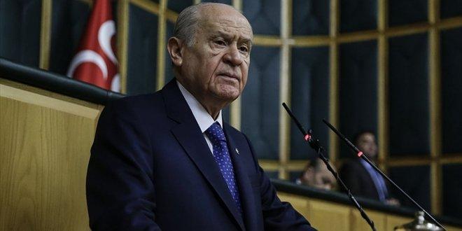 Bahçeli: Trump'ın Türkiye hisleri Birden bire değişti