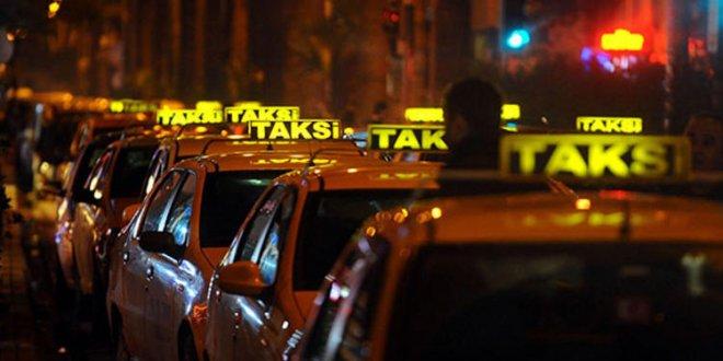 İstanbul Valiliği'nden ticari taksi açıklaması