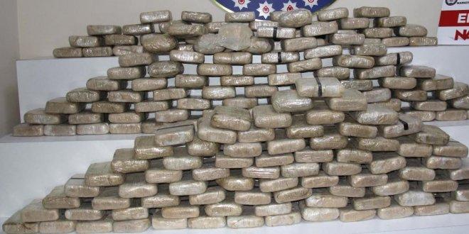 Muğla'da 119 kilo uyuşturucu yakalandı