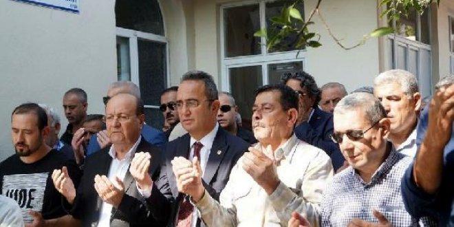 CHP'li Tezcan'ın acı günü