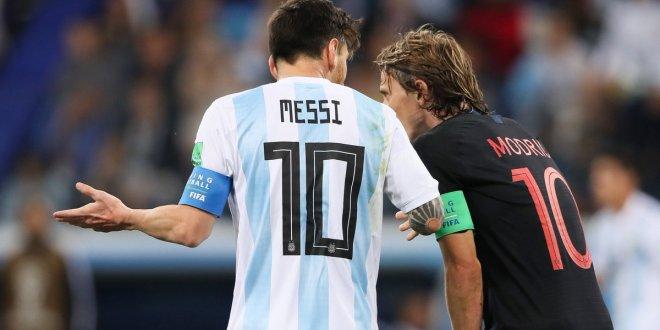 Modric'ten Messi ile ilgili ilginç sözler