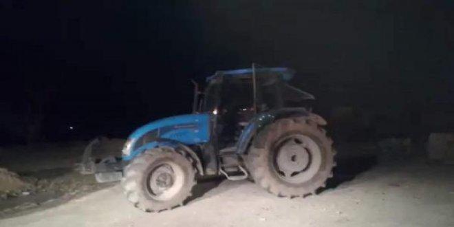 Çiftçilerden traktörlü protesto
