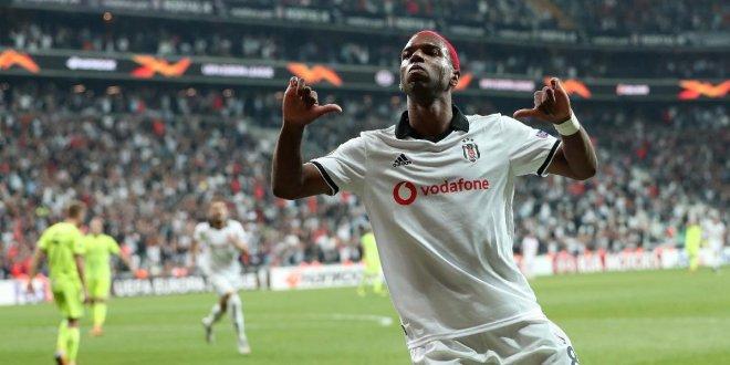 Beşiktaş'tan Babel'e zamlı sözleşme