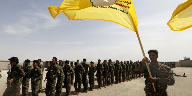 Suudi Arabistan'dan PKK/PYD'ye 100 milyon dolarlık yardım!