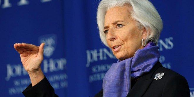 IMF Başkanı'ndan Riyad kararı!