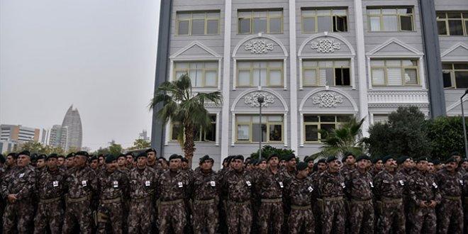 Şehit Özel Harekatçı Karapınar'a son görev