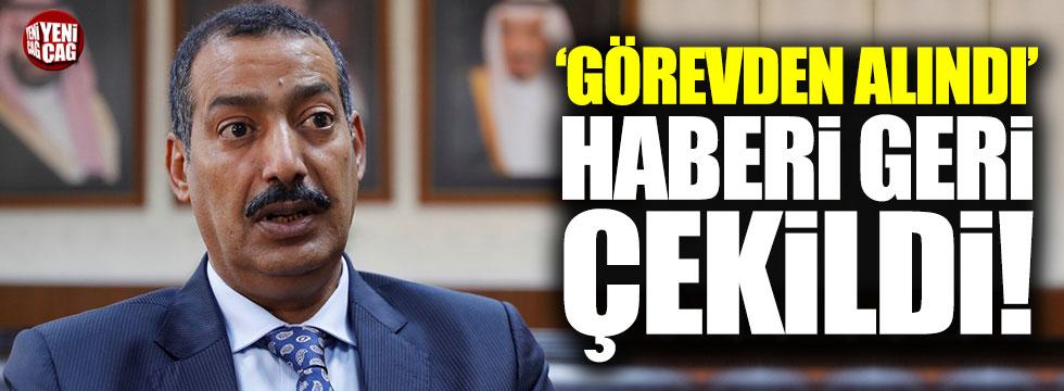 Suudi Arabistan Başkonsolosu Uteybi görevden alındı haberi yalanlandı 46