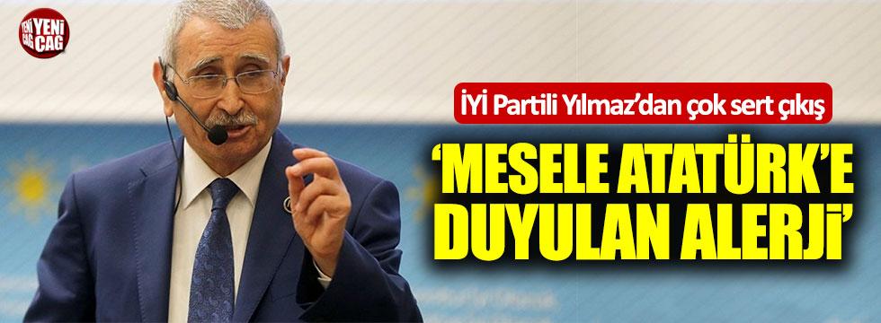 Durmuş Yılmaz: Mesele Atatürk'e duyulan alerji