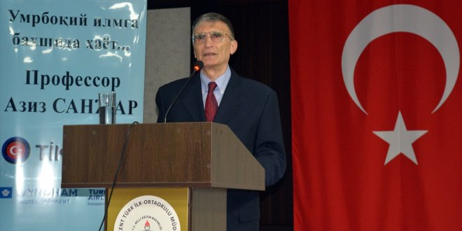 Aziz Sancar: Hayalim Türk Birliği