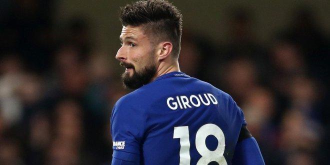 Beşiktaş'a Giroud transferinde rakip çıktı