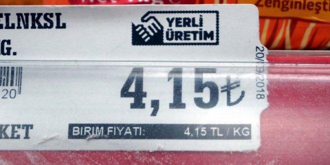 """TESK'ten """"yerli üretim logosu"""" uyarısı"""