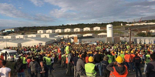 Tutuklanan 3. Havalimanı işçilerine tahliye