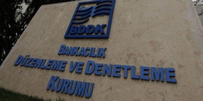 BDDK yönetmeliğinde değişiklik