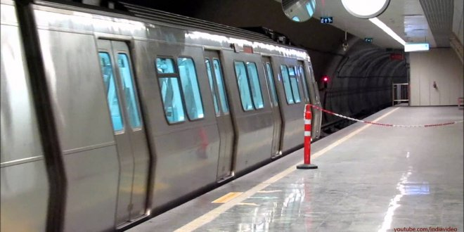 İstanbul'un metro hattı uzatılıyor
