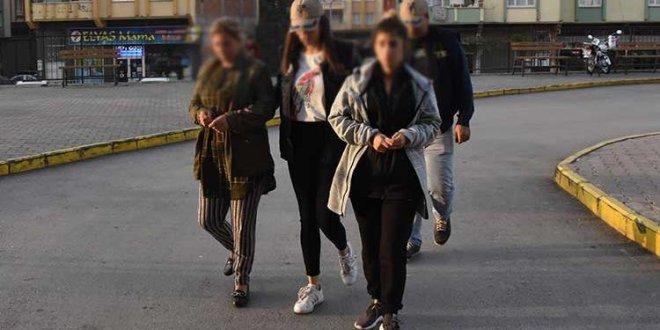 Avustralya'dan gelen PKK'lılar yakalandı