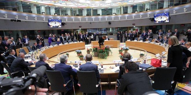 AB liderler zirvesinden Türkiye kararı