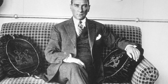 """""""Atatürk'üeleştirdikleri noktaları över hale gelecekler"""""""