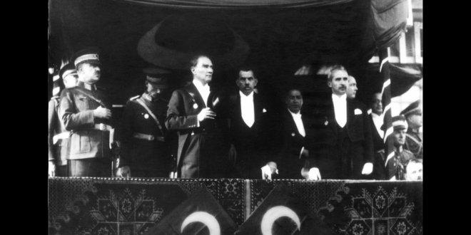 1933 tarihli Andımız
