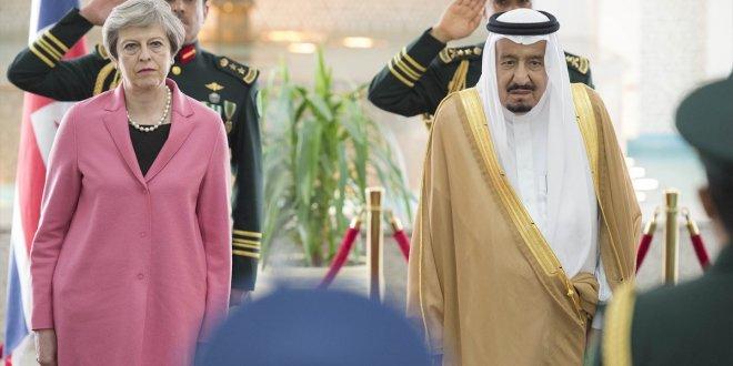 Almanya, S.Arabistan'a 417 milyon euroluk silah satmış