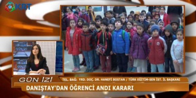 Türk Eğitim Sen'den Andımız açıklaması