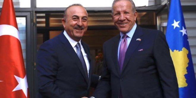 Çavuşoğlu'ndan Kosova'ya FETÖ çağrısı