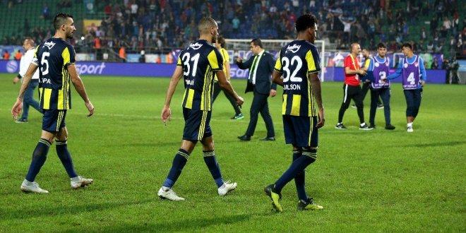 Fenerbahçe, Sivasspor deplasmanında