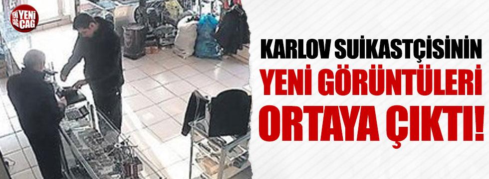 Karlov suikastçisinin yeni görüntüleri ortaya çıktı!