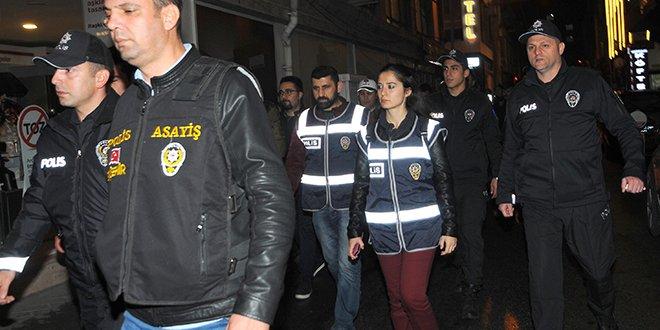 Eskişehir'de 114 kişi kumar oynarken yakalandı