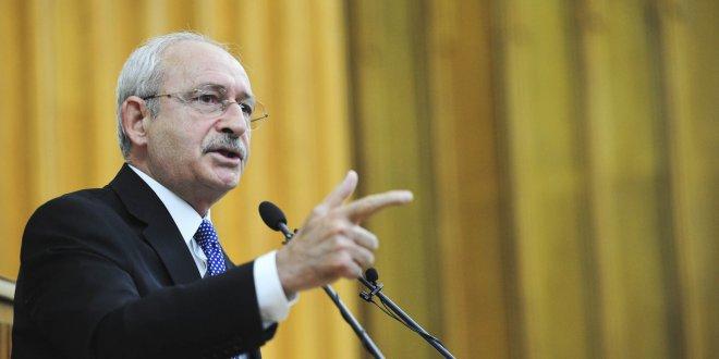 """Kılıçdaroğlu'ndan Erdoğan'a: """"Ya senin oğlun ne yaptı?"""""""
