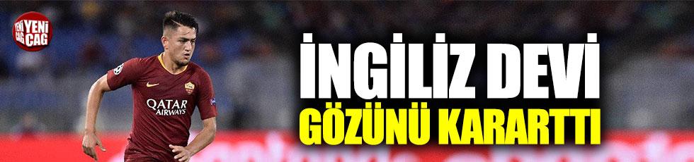 Cengiz Ünder'e Arsenal kancası