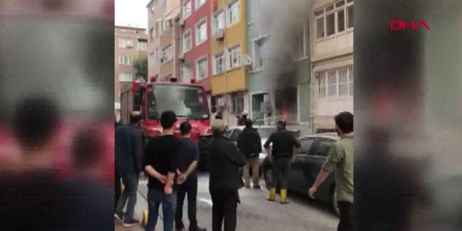 Fatih'te yangın!