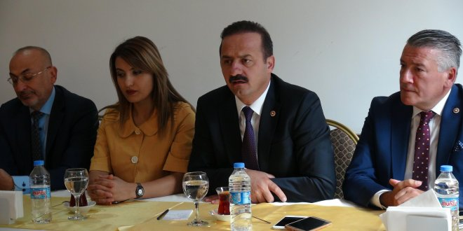 İYİ Partili Ağıralioğlu: Türkiye'nin egemenlik haklarına saldırıdır