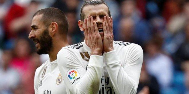Real Madrid'de düşüş sürüyor