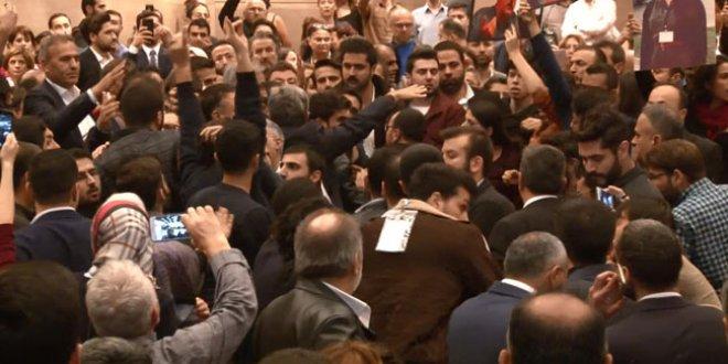 İstanbul Barosu Başkanlığı seçimlerinde kavga çıktı!