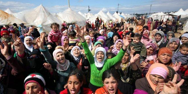 Türkiye'deki diğer sığınmacılar