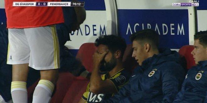 Mehmet Ekici ağladı