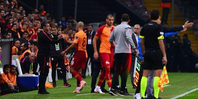 Galatasaray'da sakatlık seferberliği