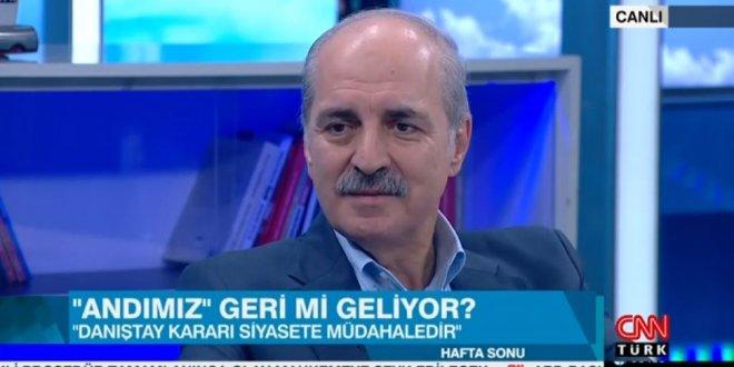 AKP'nin Andımız tutumu belli oldu