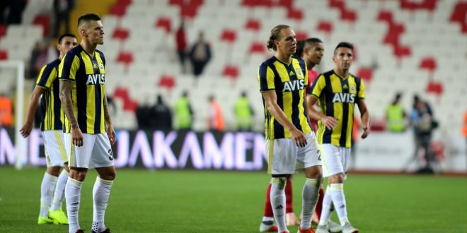 Fenerbahçe deplasmanda suskun