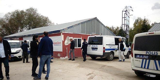 Taşeron firma sahibi, proje müdürünü öldürdü