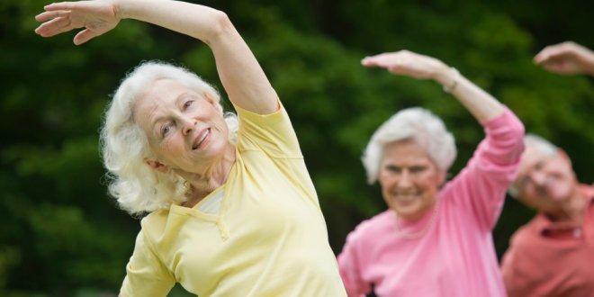 """Fiziksel aktivite Alzheimer'a kalkan oluyor"""