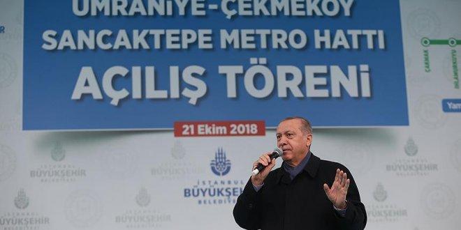 Erdoğan: Uyuşturucuyu affeden iktidar olarak mı anılalım?