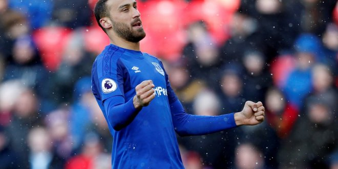 Tosun attı, Everton kazandı!