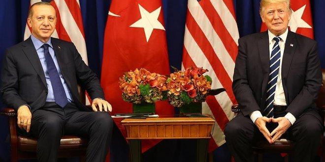 Erdoğan ile Trump ne konuştu?