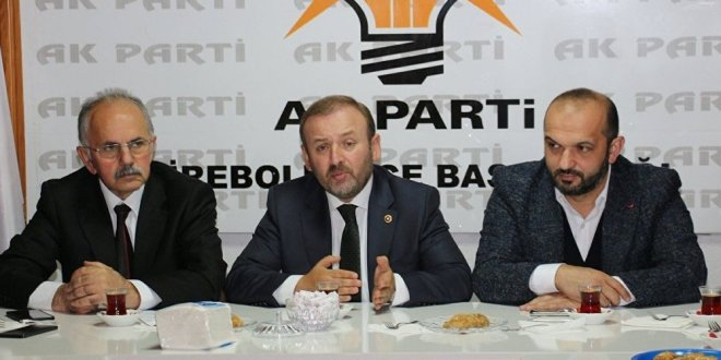AKP'li vekil: 'İktidar kendi imzası olmayan önergeleri reddeder'